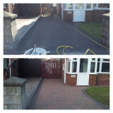 Block Paving Driveway Cleaning & Resanding - Thingwall, Wirral